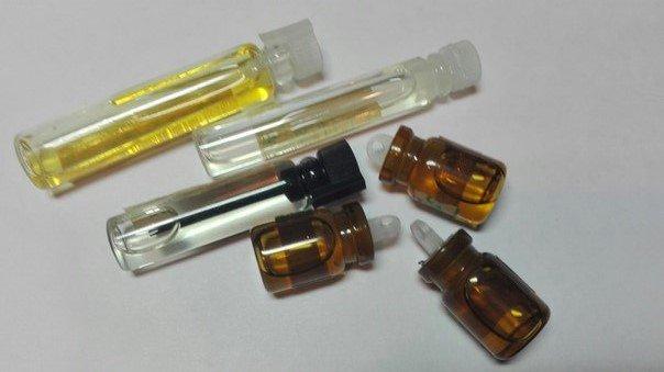 Духи с редкими эфирными маслами (1мл)