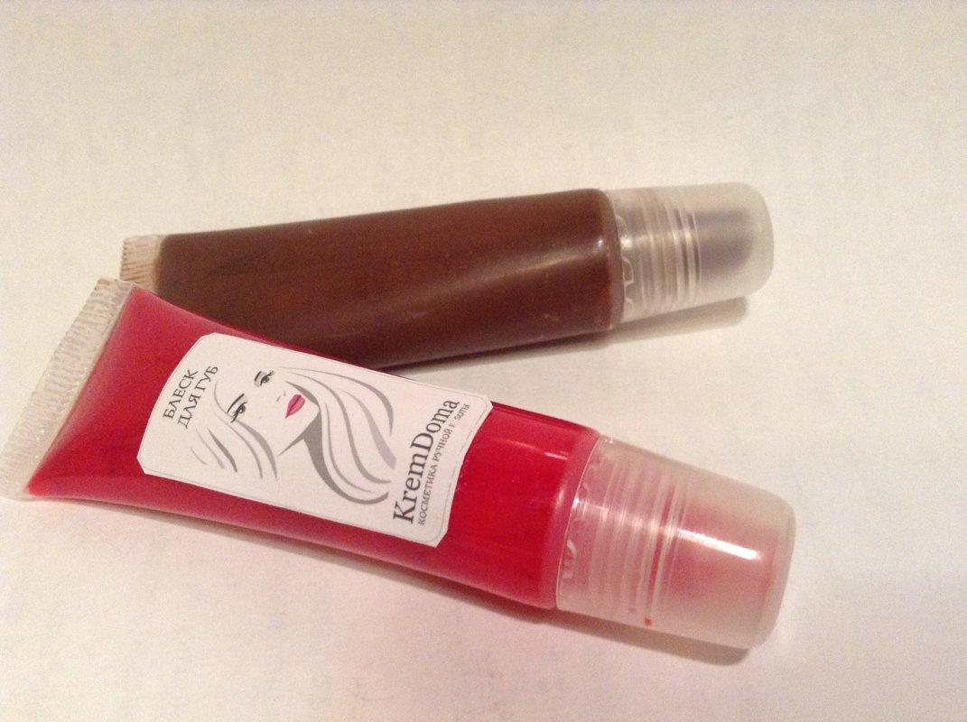 Бальзам-блеск для губ