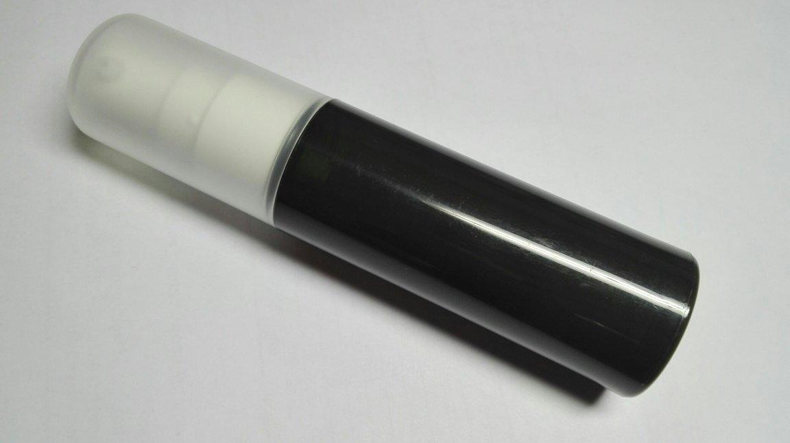 Диспенсер вакуумый черный