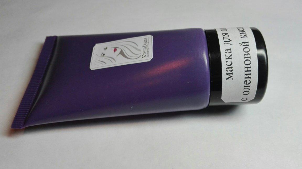 Маска для лица с олеиновой кислотой (Ω-9)