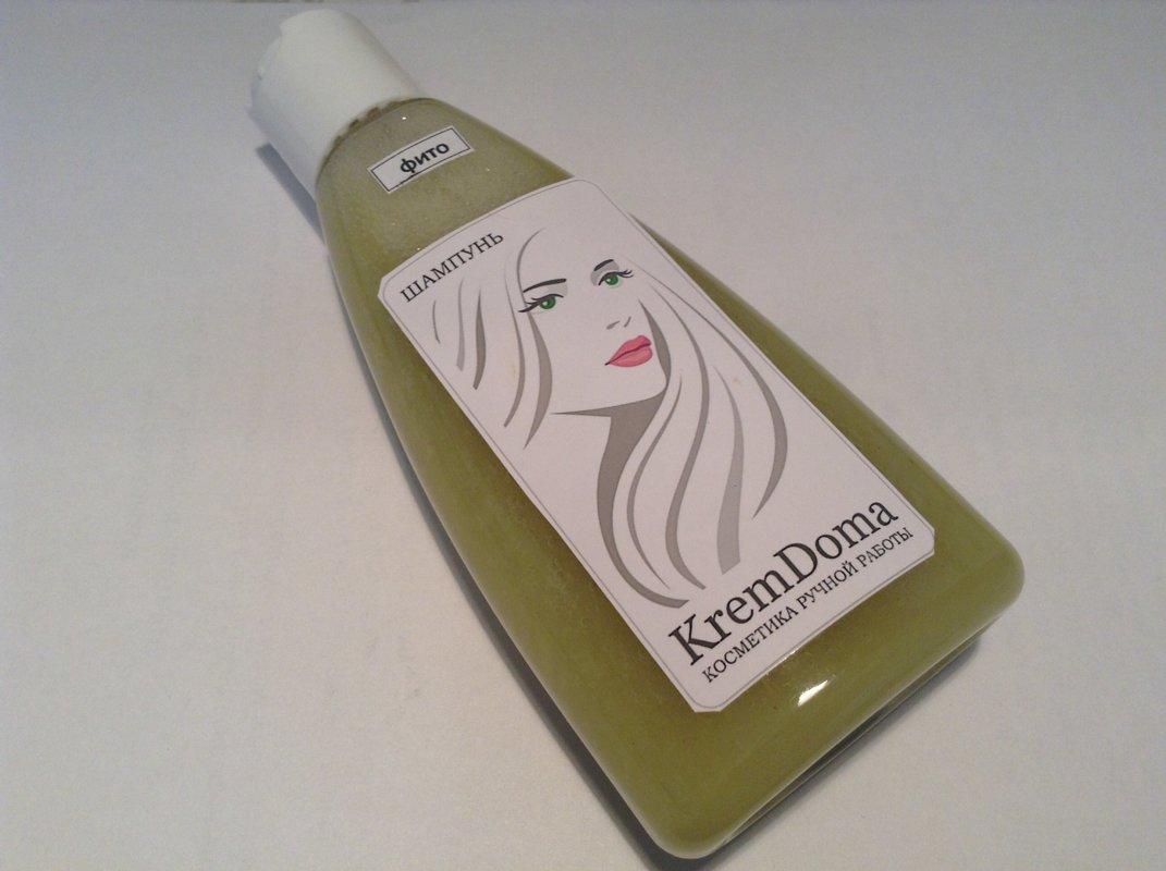 Фито шампунь против выпадения волос