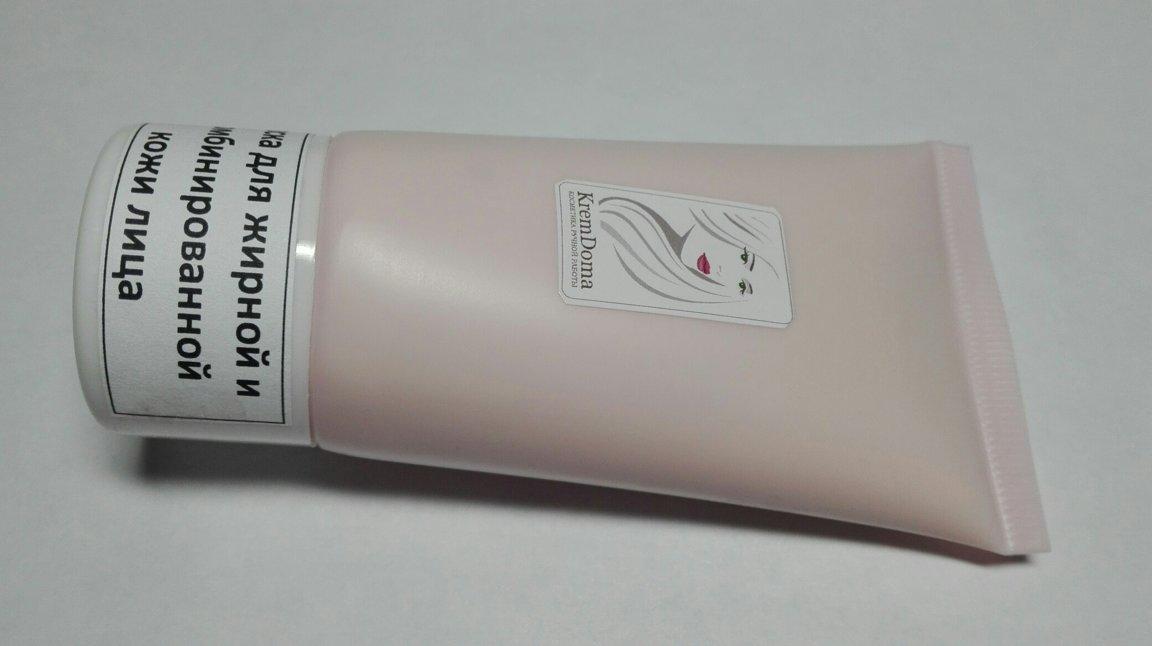 Маска для жирной и комбинированной кожи