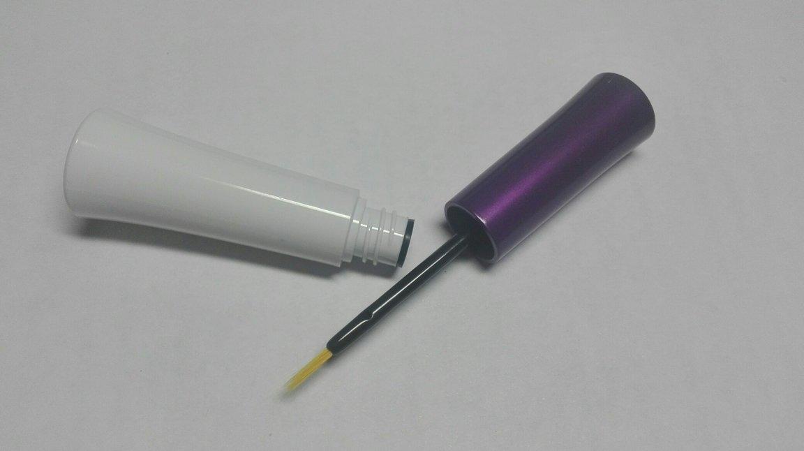 Туба для подводки фиолет