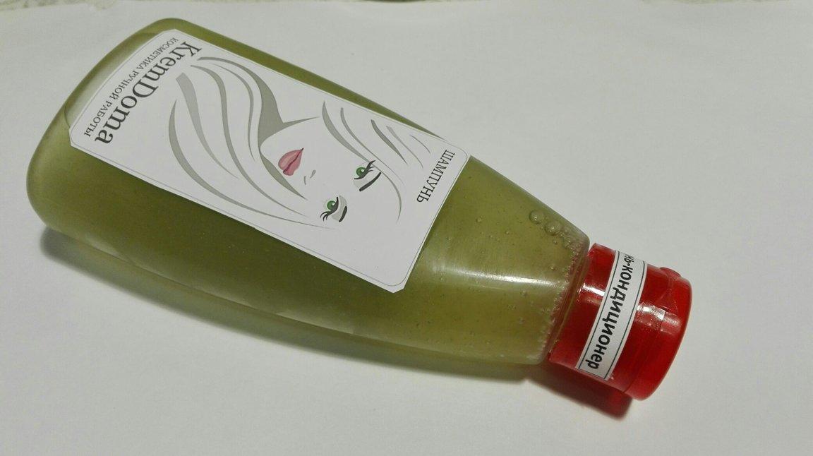 Шампунь-кондиционер для тусклых,безжизненных волос