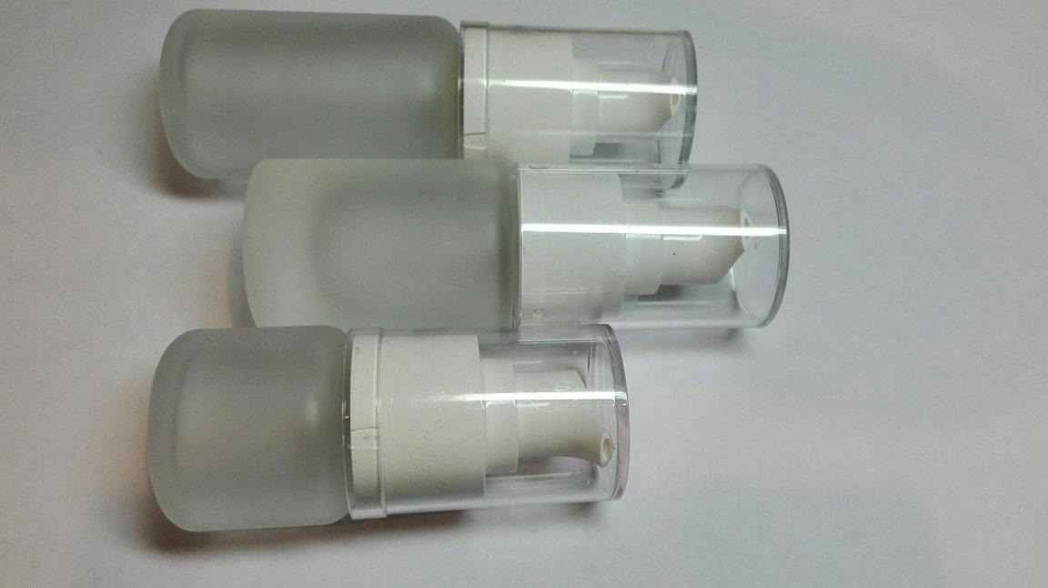 Диспенсер 15 мл стекло