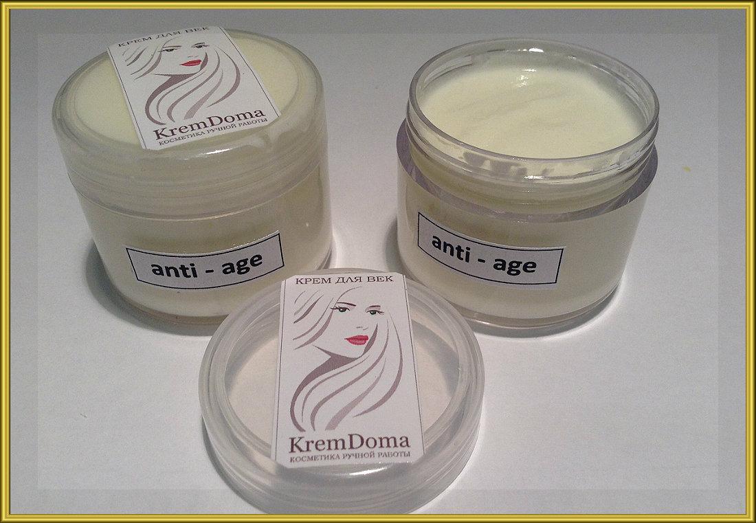 Крем Anti-age для кожи вокруг глаз