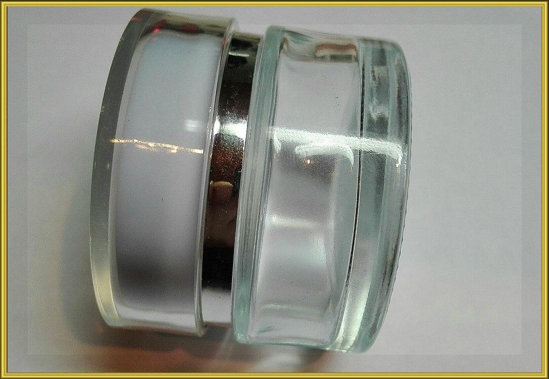 Баночка под серебро