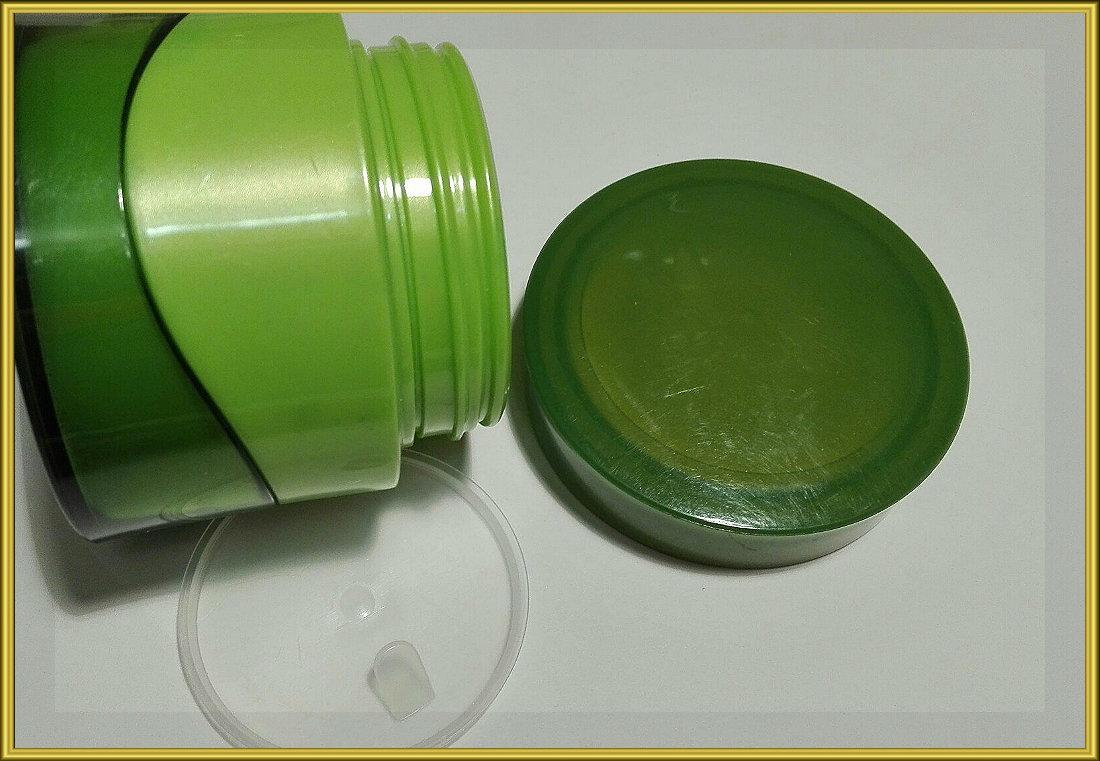 Баночка-термос зеленая