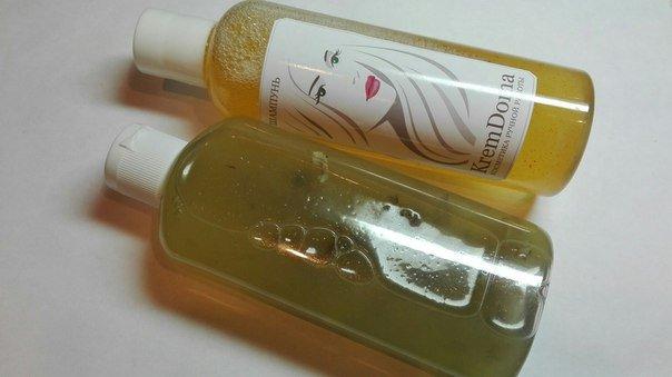 Шампунь со мхом иcландским для густоты волос (нет в продаже)