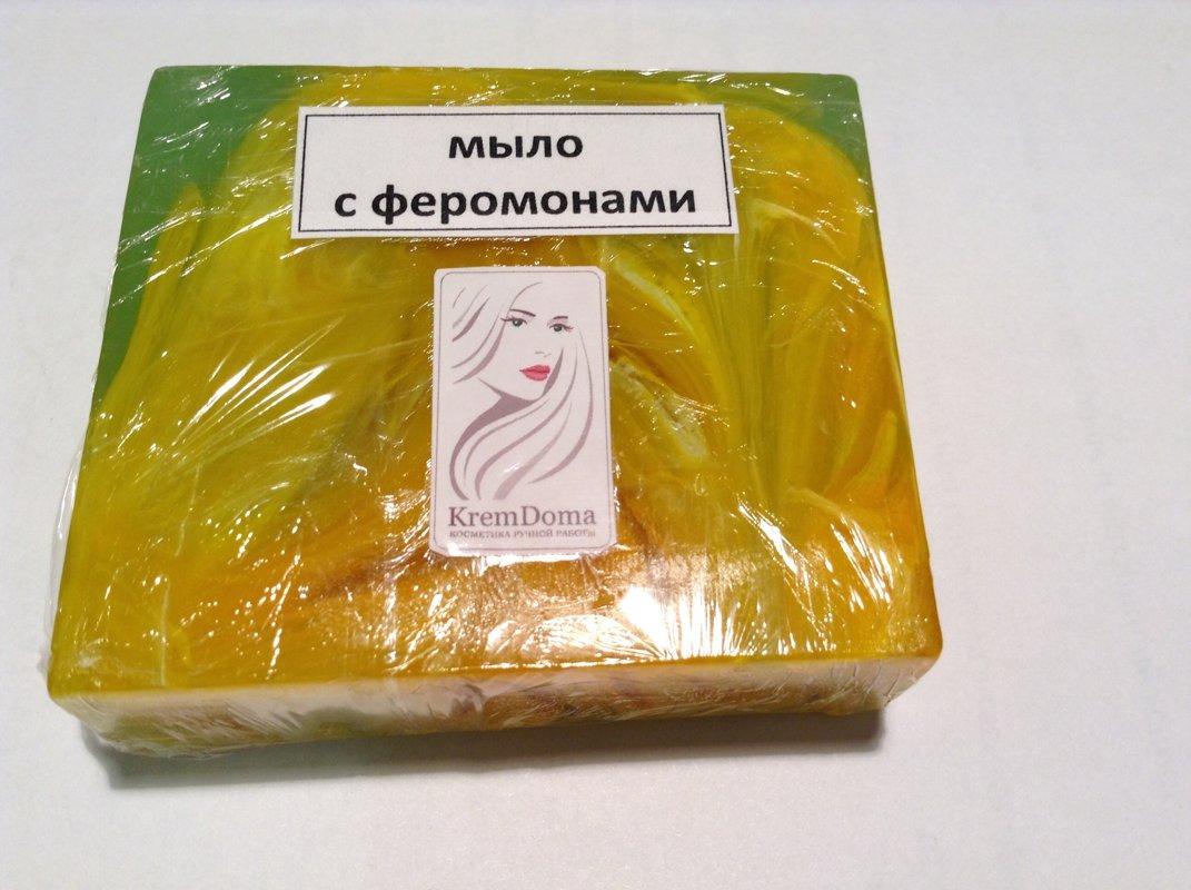 Мыло с феромонами