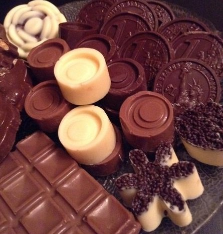 Шоколад,конфеты
