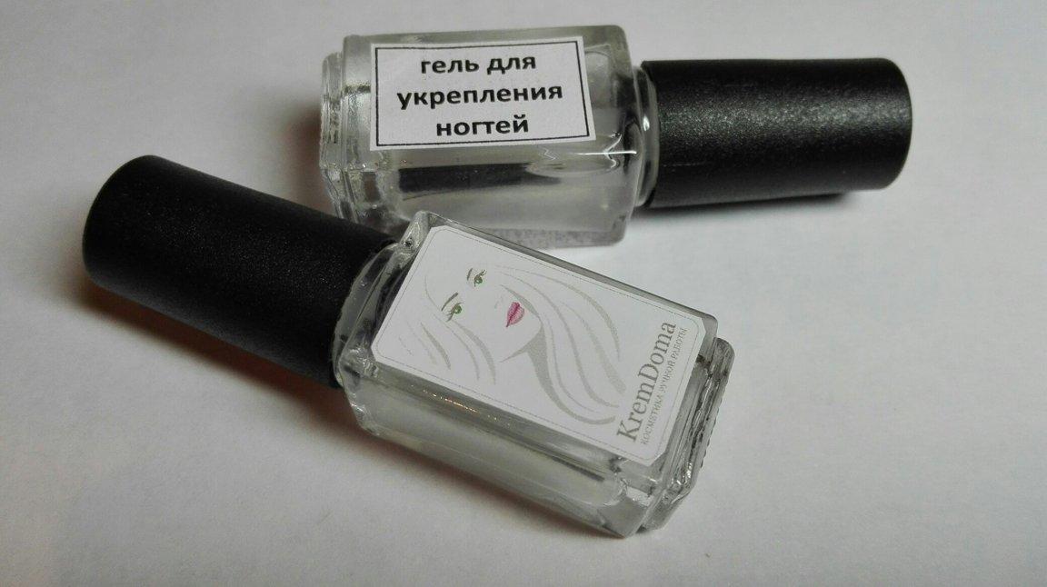 Гель для укрепления ногтей