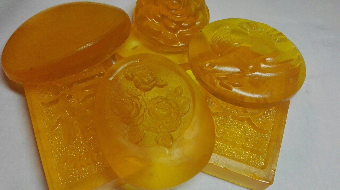 Мыло медовое