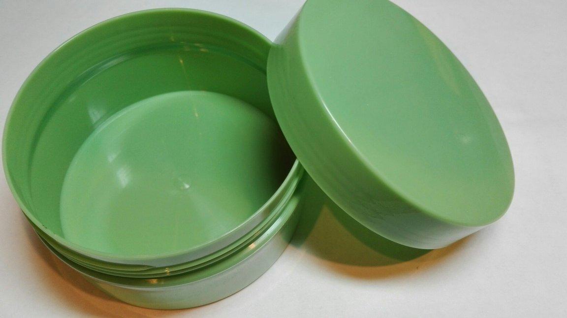 Баночка зеленая