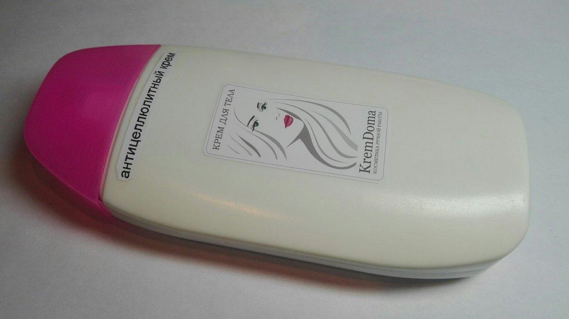Антицеллюлитный крем