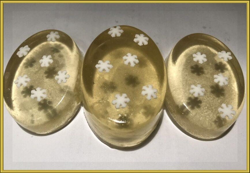 Мыло-желе коллагеновое