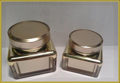 2 баночки под золото
