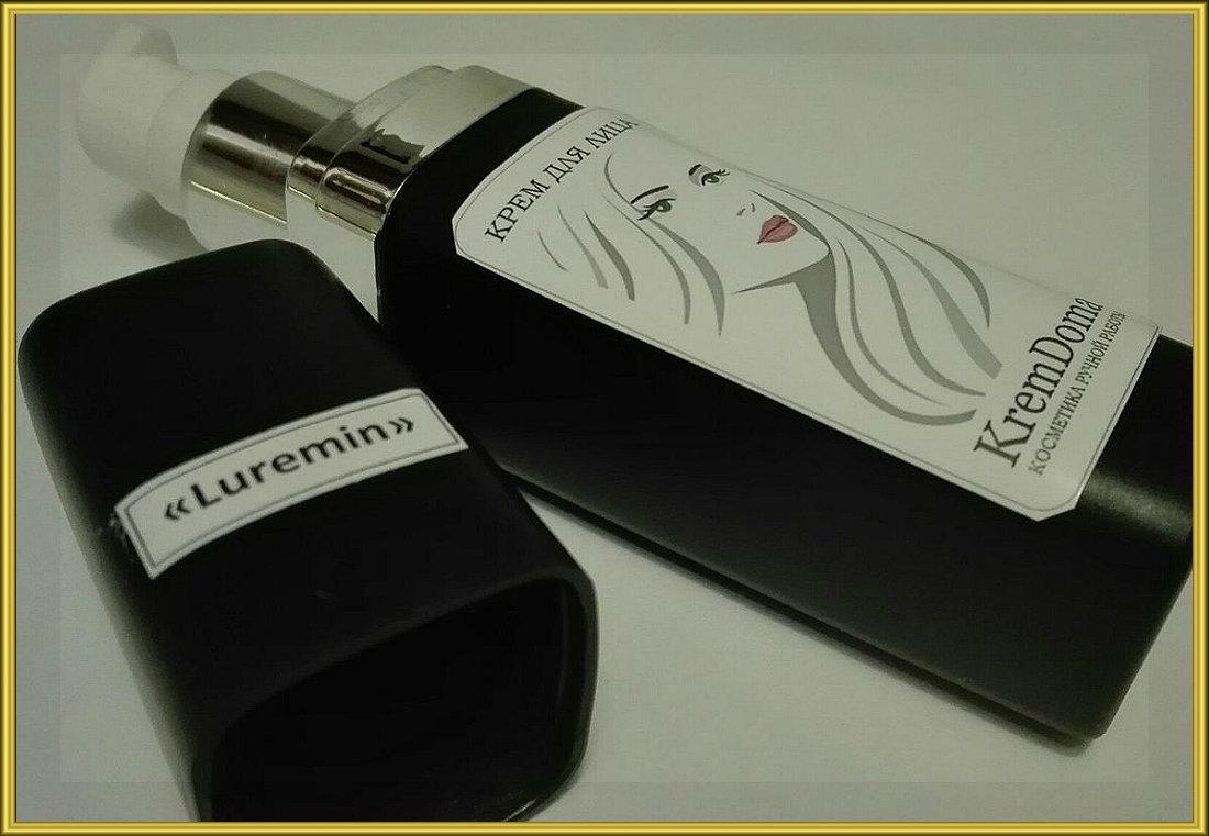 "Крем ""Luremin"" (упругость)"